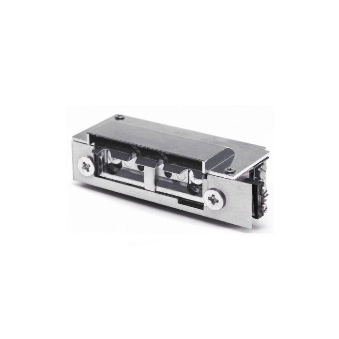 Elektrozaczep XS-C z wyślizgiem, z monitoringiem