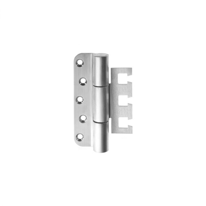 Zawias OBX 2542-120 do drzwi bezprzylgowych